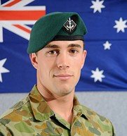 Private Benjamin Adam Chuck Killed in action on 21 June , 2010 Aged 27