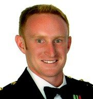 Lieutenant Michael Fussell Killed in action on 27 November , 2008 Aged 25