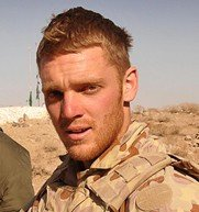 Corporal Mathew Hopkins Killed in action on 16 March , 2009 Aged 21