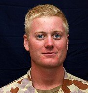 Sapper Jacob Moerland, Killed in action on 07 June , 2010 Aged 21