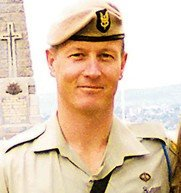 Sergeant Andrew Russell Killed in action on 16 February , 2002 Aged 33