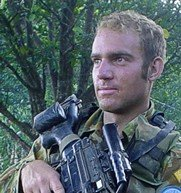 Private Gregory Michael Sher Killed in action 04 January, 2009 Aged 30