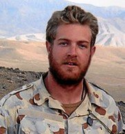 Private Luke Worsley Killed in action on 23 November , 2007 Aged 26