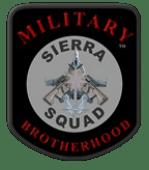 Military Brotherhood Motorcycle club   Sierra Members